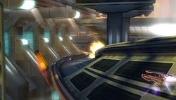 test wipeout pulse PSP image (18)