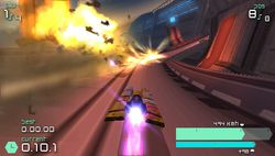 test wipeout pulse PSP image (21)