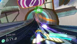 test wipeout pulse PSP image (23)