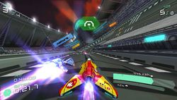 test wipeout pulse PSP image (4)