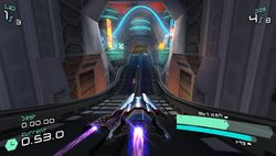 test wipeout pulse PSP image (8)