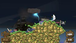 test worms open warfare 2 psp image (12)