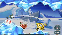 test worms open warfare 2 psp image (4)