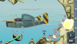 test worms open warfare 2 psp image (5)
