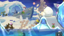 test worms open warfare 2 psp image (9)