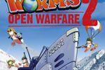 test worms open warfare 2 psp image presentation