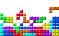 Tetris - briques