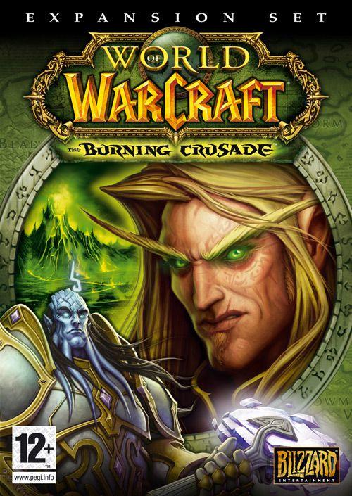 The Burning Crusade - packshot