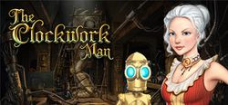 The Clockwork Man logo 2
