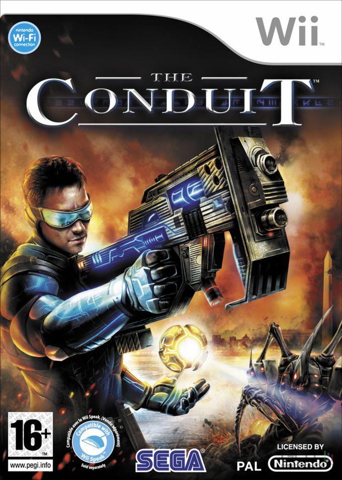 The Conduit - pochette