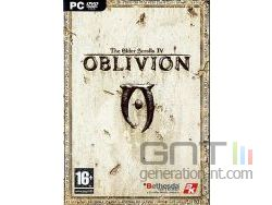 The Elder Scrolls IV : Oblivion - Packshot