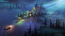 the Flame in the Flood - 1