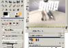 The Gimp 2.2.8, traitement d'images