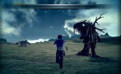 The last remnant 10
