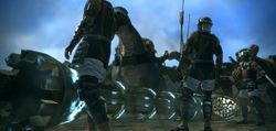 The last remnant 5