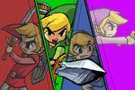 The Legend of Zelda Four Swords Anniversary Edition - vignette