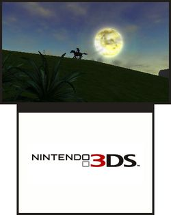 The Legend of Zelda : Ocarina of Time 3D - 2