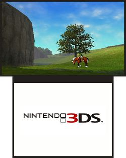 The Legend of Zelda : Ocarina of Time 3D - 4