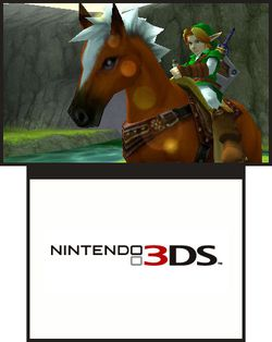 The Legend of Zelda : Ocarina of Time 3D - 5