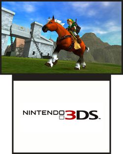 The Legend of Zelda : Ocarina of Time 3D - 6