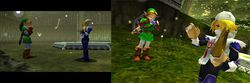 The Legend of Zelda Ocarina of Time - 3DS vs. N64 (7)