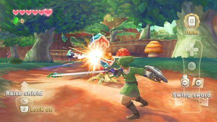 The Legend of Zelda : SkyWard Sword - 1