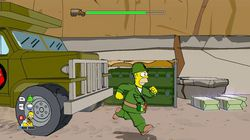 The simpsons game 8