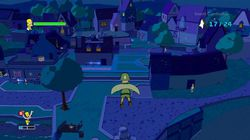 The simpsons game 9