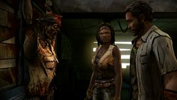 The Walking Dead Michonne - 2