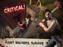 The Walking Dead No Man Land - 1