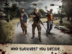 The Walking Dead No Man Land - 3