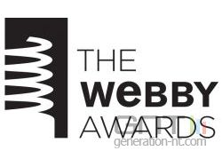 The webby awards small