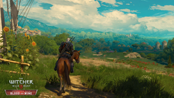 The Witcher 3 Blood and Wine - 2