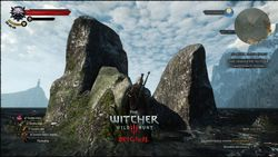The Witcher 3 HD Reworked - comparatif 1