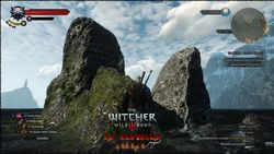The Witcher 3 HD Reworked - comparatif 2