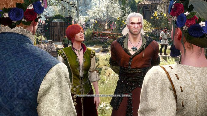 The Witcher 3 - Hearts of Stone - 1