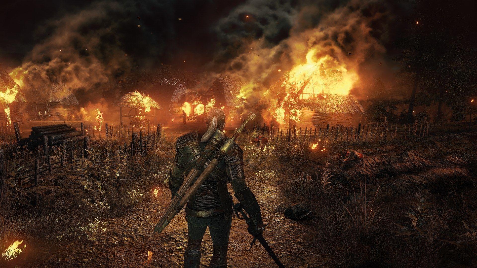 The Witcher 3 : Wild Hunt - 3