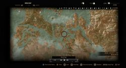 The Witcher 3 Wild Hunt - carte - 2
