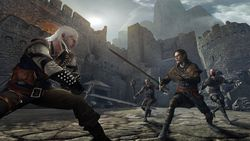 The Witcher Rise of the White Wolf - Image 8