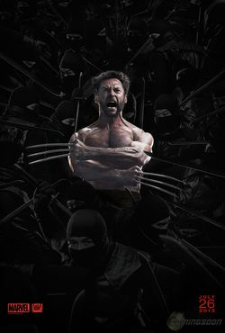 The Wolverine (3)