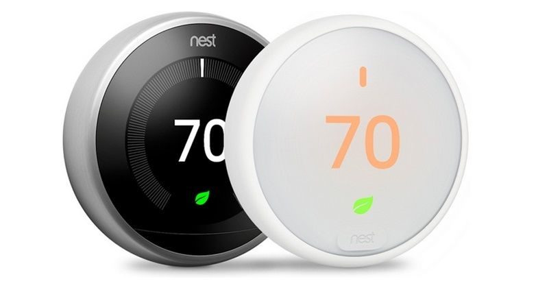 Nest un nouveau thermostat connect plus accessible - Thermostat connecte nest ...