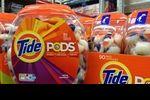 """YouTube va censurer les vidéos de """"Tide Pods challenge"""""""