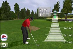 Tiger Woods PGA Tour iPhone 01