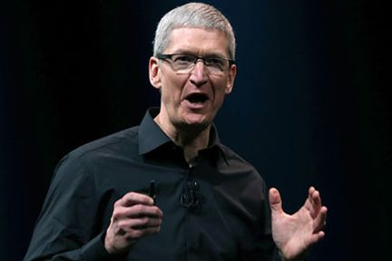 Tim cook  Apple WWDC 2013