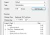 TimeSheet : calculer le temps de réalisation de ses projets