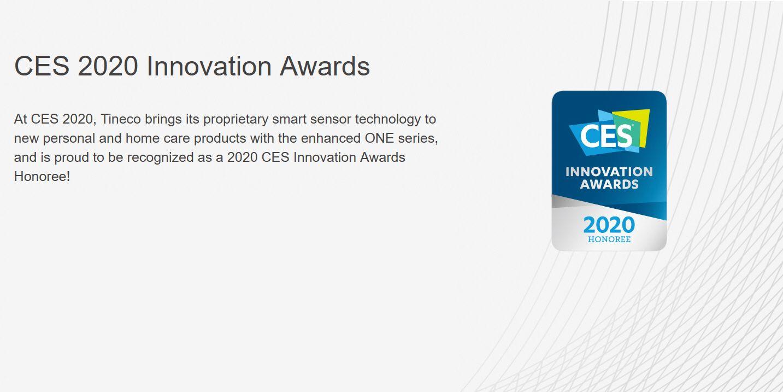 Tineco Floor One S3 - CES Inovation Awards