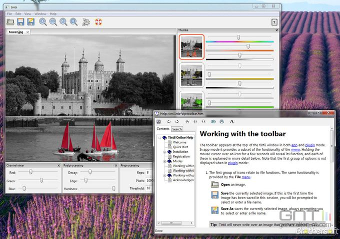 Tintii Photo Filter screen2.