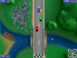 Tiny Cars 2 screen