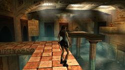 Tomb Raider La Revelation Finale HD - comparatif 9.