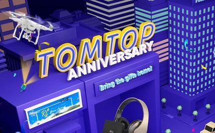 TomTop anniversaire